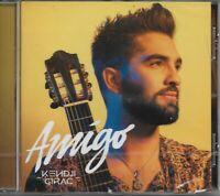 KENDJI GIRAC - Amigo - CD - Mercury - 678 942-3 - 2018 - Latin - Flamenco - FR