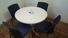 Elegant Cafe Table Swiss Made