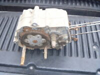OEM 69-70 Honda ZR50 ZR 50 Mini Trail Complete Bottom End Engine Motor