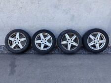Winterreifen Aluminiumfelgen Mercedes Benz CLA 205/55 R16 91H #47349 E46