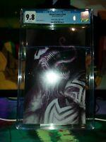 Marvel Comics 1000 DellOtto Virgin Cover CGC 9.8 With COA