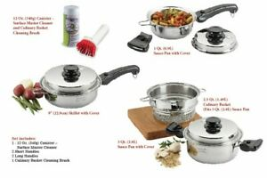 saladmaster cookware - Personal set