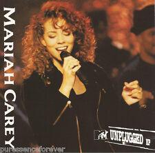MARIAH CAREY - MTV Unplugged EP (USA 7 Tk CD Mini-Album)