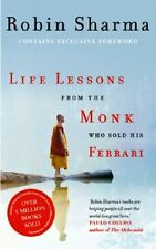 Life Lessons from the Monk Who Sold His Ferrari by Robin Sharma NEW