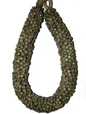 Most Rare Old Bronze Beads Pendant Perfect Full Necklace of Chin People 5 Photo*