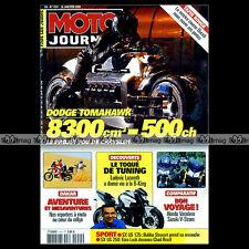 MOTO JOURNAL N°1551 HONDA XLV VARADERO CB 600 HORNET SUZUKI DL 1000 V-STROM 2003