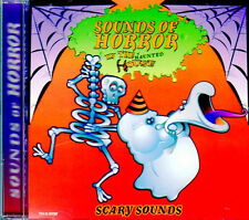 SOUNDS OF HORROR IN THE HAUNTED HOUSE: CLASSIC SCARY HALLOWEEN SOUND EFFECTS OOP