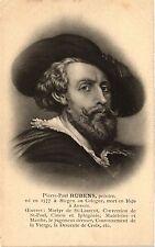 CPA PIERRE-PAUL RUBENS. Peintre (287441)