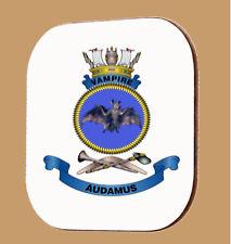HMAS VAMPIRE COASTER ROYAL AUSTRALIAN NAVY (IMAGE FUZZY TO STOP WEB THEFT)