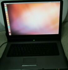 """Vintage 2005 250Gb 17"""" Sony Vaio Widescreen Laptop Vgn-A600B w Linux Os (Read)"""