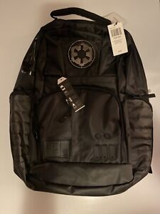 Bioworld Star Wars Galactic Empire Built-Up Backpack New with Tags Builtup NWT