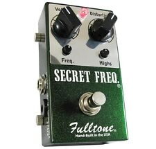 BRAND NEW Version Fulltone Secret Freq @ Aust #1 Auth. Fulltone OCD Dealer