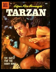 Tarzan of the Apes - #93 - 06/57 - 5.0