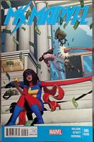 Ms. Marvel #6 2nd Print NM FIRST FULL APPEARANCE OF THE INVENTOR. Disney + MCU