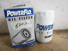 Powerflo SL20064 Spin-On Engine Oil Lube Filter fits 72-75 Chevy Luv Ford Fiest