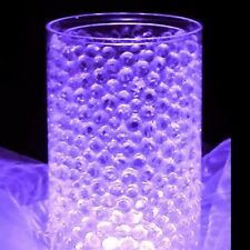 Floristry WATER PEARLS Reusable rehydrating non toxic candle silk arrangements