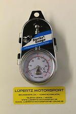 Lüftdruckprüfer 0-4 Bar Motorsport Kart Rallye Slalom Kfz Youngtimer Tuning