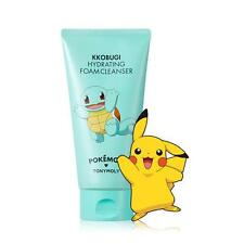 [US SELLER] TONYMOLY X POKEMON Squirtle Hydrating Foam Cleanser 150ml