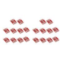 20pcs 6 pin SOT23 TO DIP Adapter PCB Socket Breakout Convertor Board
