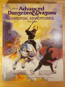 Advanced Dungeons and Dragons Oriental Adventures