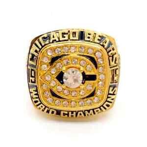 1985 Chicago Bears Championship ring NFL