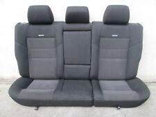 RECARO Sport-Rückbank Golf 4 Ausstattung Rücksitzbank hinten grau schwarz