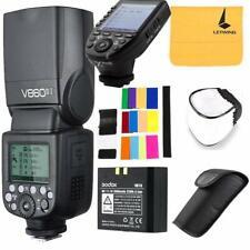 Godox V860II-S Ving 2.4G TTL Li-on Battery Camera Flash for Sony New!!!