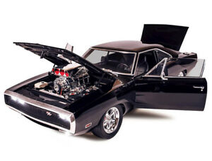1/8 Dodge Charger R/T Fast & Furious Deagostini Issue №3-58
