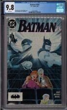 Batman #459 CGC 9.8 White Alan Grant