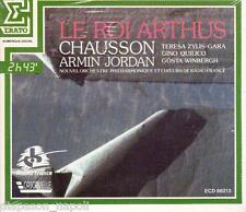 Chausson: Le Roi Arthus / Jordan, Quilico, Zylis-Gara, Winbergh - CD Erato