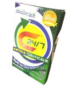 AIM GLOBAL C24/7 Vitamin C, A, D, B, E, Zinc, ALL IN 1 High ORAC Calcium 10 Caps