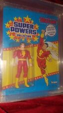 Vintage Rare UNPUNCHED Canada Kenner Super Powers 33 Back SHAZAM! AFA 90 CYBORG!