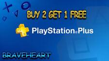 PLAYSTATION PLUS 14 DAYS TRAIL - PS4 - PS3 -PS VITA PSN