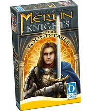 MERLIN - EXPANSION SET: KNIGHTS OF THE ROUND TABLE- Queen Games 10422 - EN-DE-FR