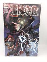 🔥 Thor #1 Rare Walmart Variant Cover! Donny Cates Nic Klein Black Winter HTF!