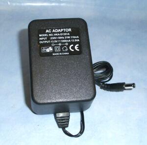 AC Adaptor  230V~/ 13,5V DC 1000mA  HKA-D1351A