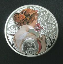 2011 Niue Island $1 Silver Coin 'Taurus'