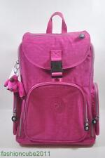 New With Tag KIPLING ALCATRAZ II BACKPACK WITH LAPTOP PROTECTION - Very Berry