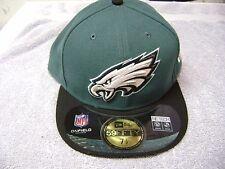 PHILADELPHIA EAGLES  CAP / HAT FITTED SIZE 7 1/2  NEW  NEW ERA