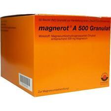 MAGNEROT A 500 Granulat (Beutel)   50 st   PZN6321283