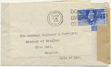 """2469 1946 Victory 2 1/2 D """"LONDON - DON'T WASTE BREAD OTHERS NEED IT"""" FDC RR!!"""