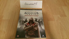 Assassin's Creed: Brotherhood: The Complete Official Guide (2010, Paperback) NEW