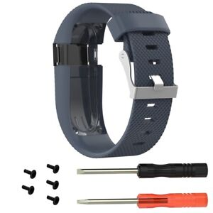 Replacement Strap Band Wristband with Tools For Fitbit Charge HR Tracker Watch