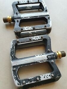 Nukeproof Pedali Magnesio Titanio MAG-TI flat mtb