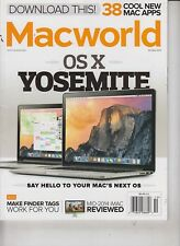 MacWorld October 2014 Mac's Next OS/Finder Tags/38 Cool New Mac Apps