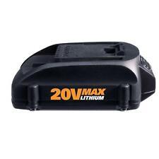 Worx WA3525 20V 2500mAh Li-ion Battery For WG20V Tools & Rockwell 20V Tools !