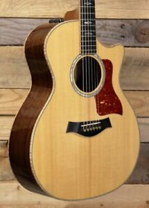 """Taylor 2011 814ce Acoustic/Electric Guitar Natural w/ Case """"Good Condition"""""""