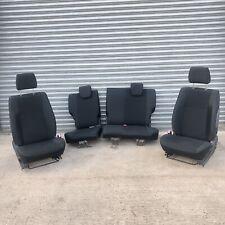 Suzuki Swift Mk3 *2005-2010* Genuine Cloth Interior Seats Complete Set