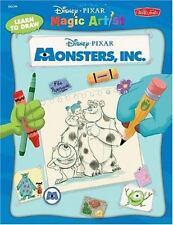 Monsters, Inc (DMA LearntoDraw Books) Heiss, Lori, Auerbach, Annie Paperback