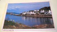 Scotland Kyleakin Village & Harbour Isle of Skye PIS01468 DRG J Arthur Dixon - p